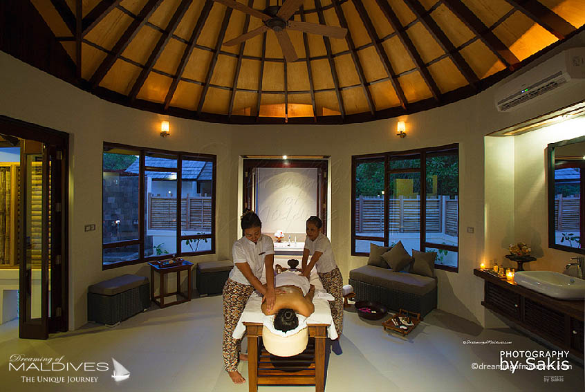 Atmosphere Kanifushi Maldives