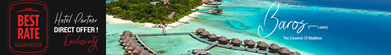 Baros Maldives Exclusive Offer