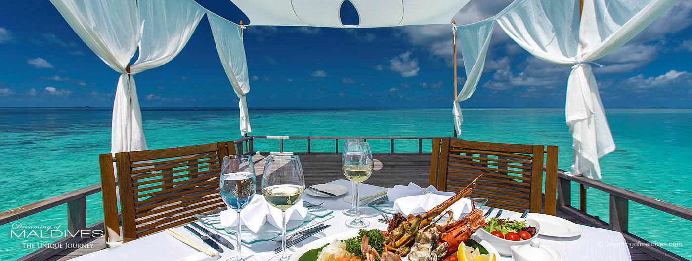 Baros Maldives Dining