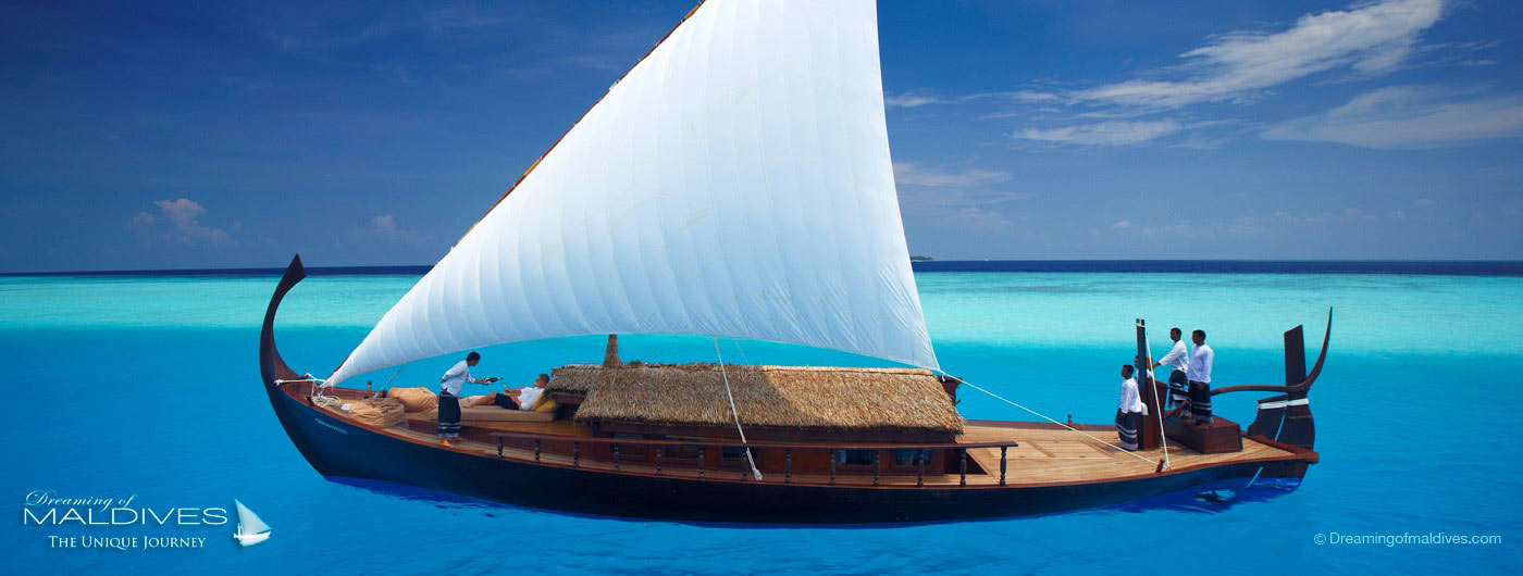 Baros Maldives Romantic Resort Excursion for two