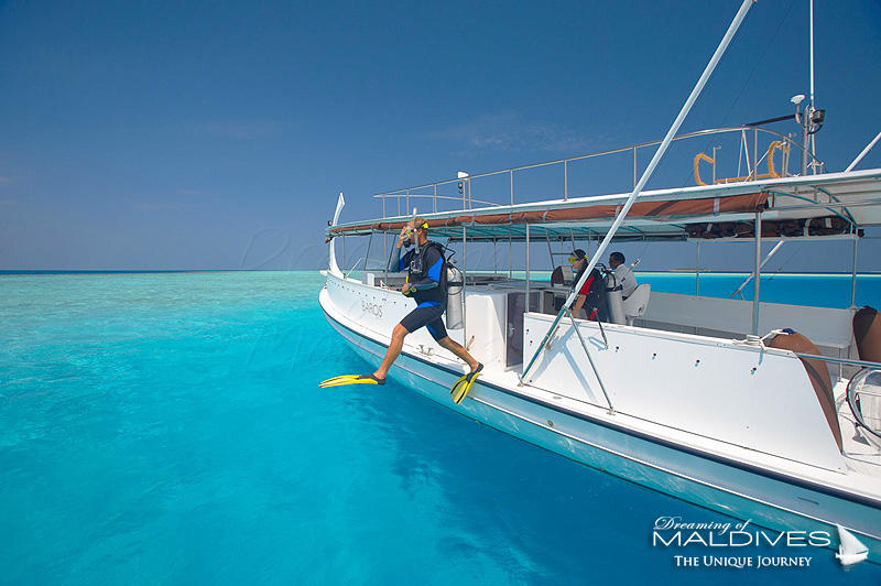 Baros Maldives Diving