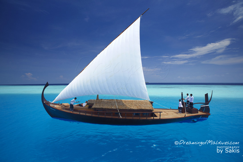 Baros Maldives Private excursion