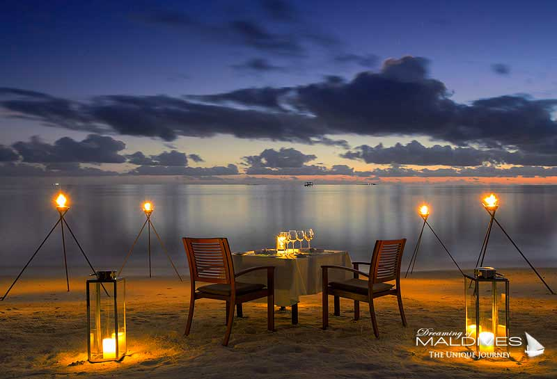 Baros Maldives Dining Options