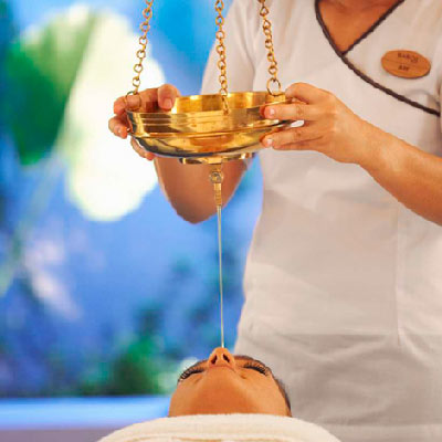 Baros Maldives The Spa Ayurvedic treatment