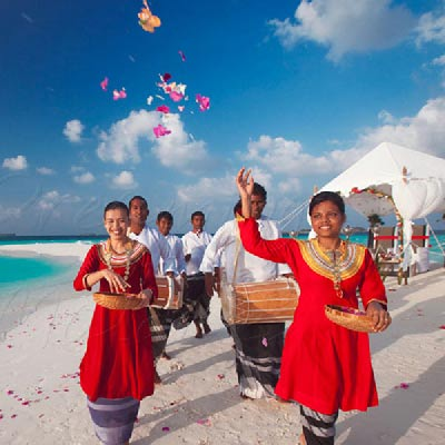 Baros Maldives best Moment and Place Wedding Ceremonies and Vows Renewals