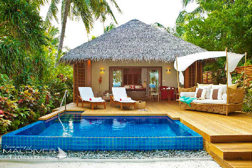 Baros Maldives Pool Villa