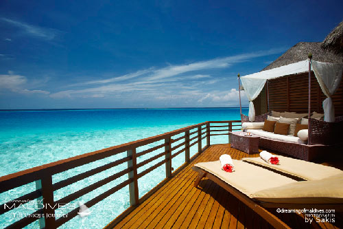 Baros Maldives Water Villa