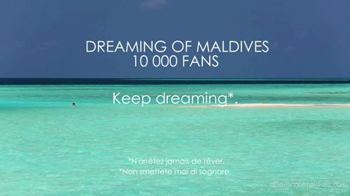 Nous célébrons notre 10000ème Fan sur Facebook en Vidéo