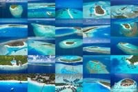 Les Hôtels des Maldives en 25 Photos
