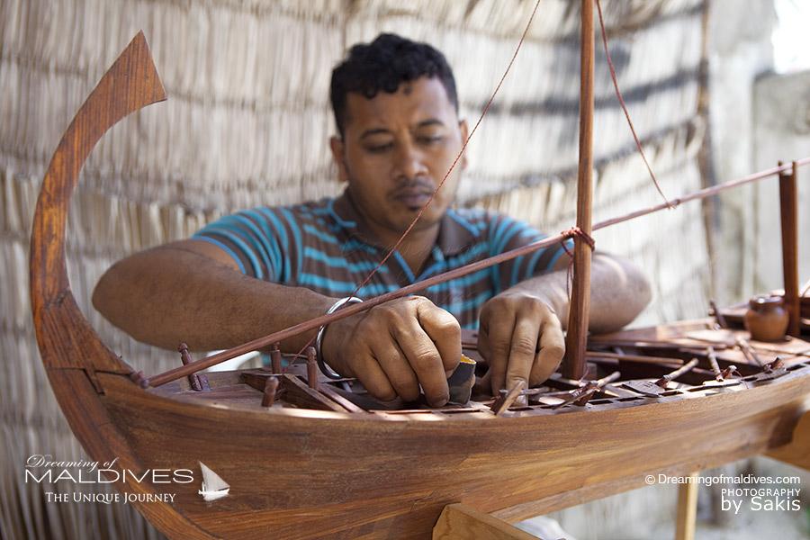 Découvrir l'artisanat des Maldives
