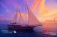Faire une croisière sur bateau à voile