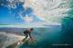 Surfer des vagues sublimes