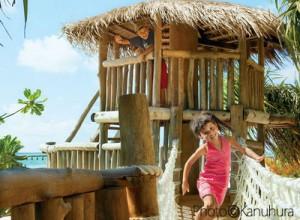 Club enfant hotel des Maldives