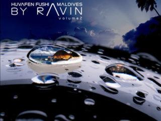 Huvafen Fushi Maldives by DJ Ravin - Vol 2- Couverture