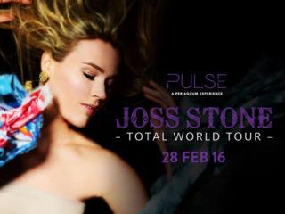 Joss Stone en Concert à Per Aquum Huvafen Fushi Maldives