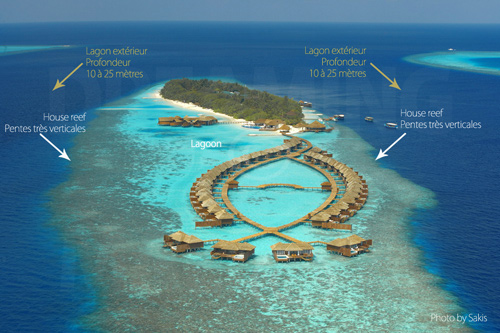 Recifs de Lily Beach Resort and Spa Maldives