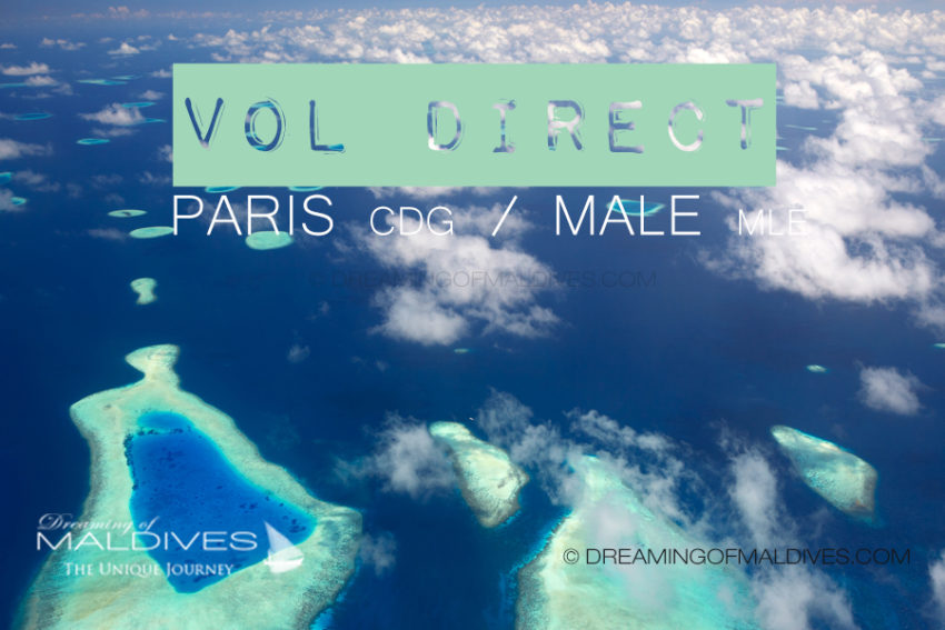 Air France Paris Maldives Vol Direct