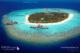 photo aérienne Anantara Kihavah Maldives
