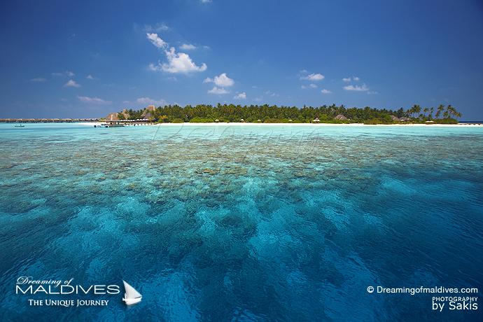 Anantara Kihavah Maldives meilleur Hotel pour le Snorkeling