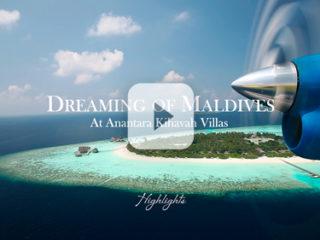 Video Hotel Maldives Anantara Kihavah Villas