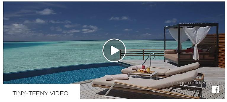 La petite Vidéo du Jour. Baros Maldives, Villa sur Pilotis