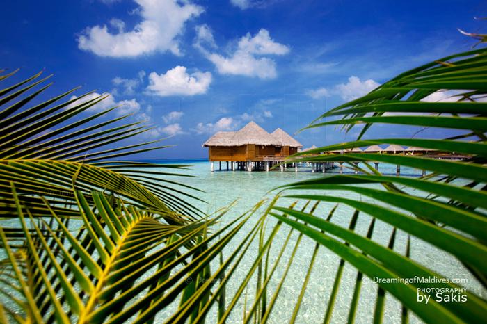 Nouvelle Water Villa avec piscine du Baros Maldives