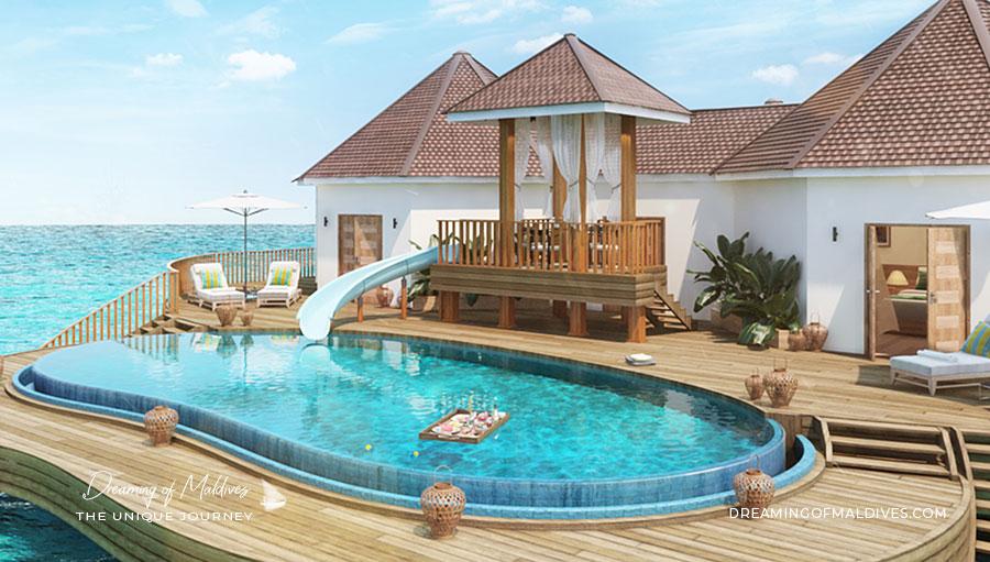 Ouverture Hotel Brennia Maldives ( Atoll de Raa ). Ouverture le 1er Octobre 2019