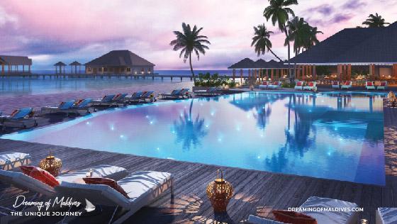 Brennia Maldives ( Atoll de Raa ). Ouverture le 1er Octobre 2019