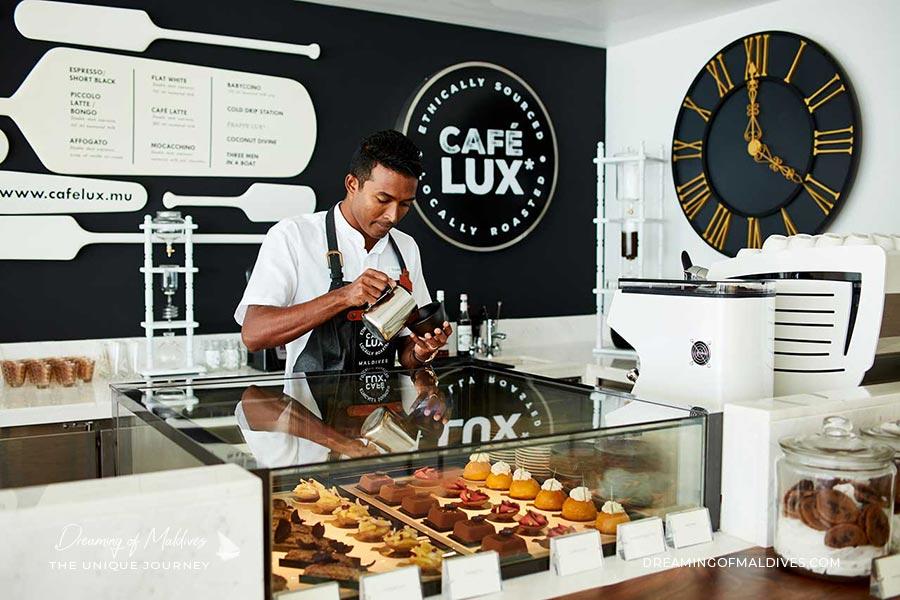 Café LUX LUX* North Male Atoll