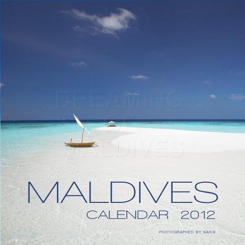 Le nouveau calendrier 2012 des Iles Maldives est disponible avec 14 nouvelles photos des Maldives.