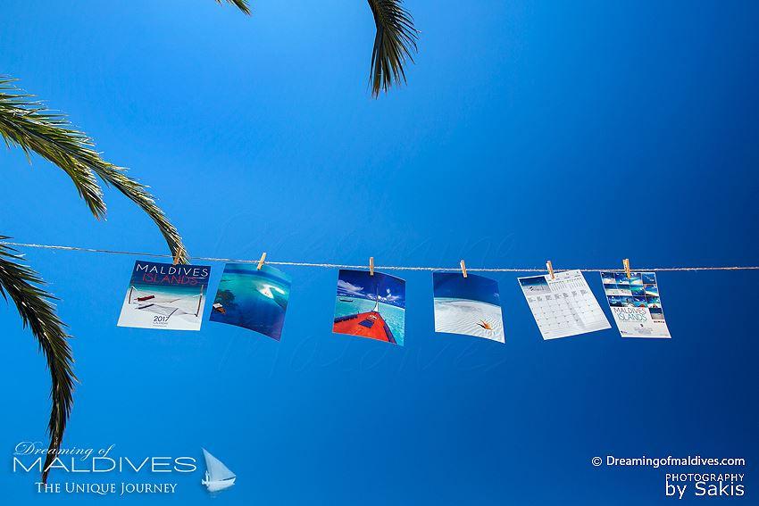 Votre Nouveau Calendrier 2017 Des Iles Maldives est en cours de finition !