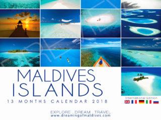 Calendrier Iles Maldives