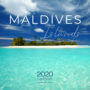 calendrier 2020 de photos des Iles Maldives