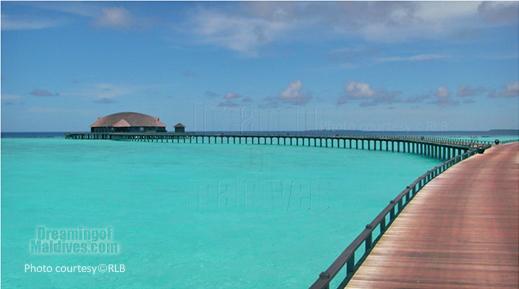 Centre de Plongee du Hilton Maldives Iru Fushi