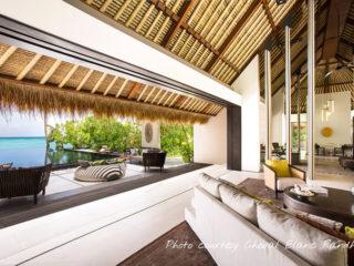Ouverture nouvel Hotel aux Maldives Cheval Blanc Randheli