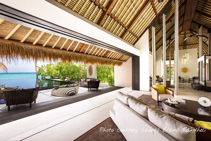 Ouverture d'un nouvel Hôtel aux Maldives : Cheval Blanc Randheli dans l'Atoll de Noonu