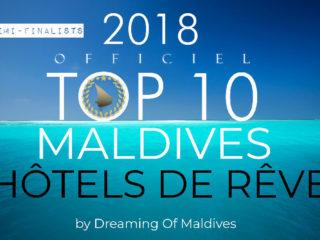 Classement Officiel des Meilleurs Hôtels des Maldives. TOP Hôtels de rêve