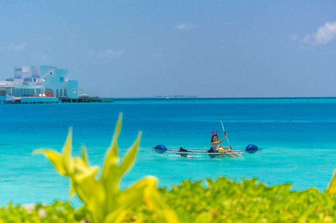 club enfants LUX* North Male Atoll Maldives