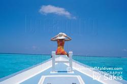 Conrad Maldives Hilton Rangali transfert avion hydravion
