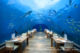 ITHAA restaurant sous-marin hôtel maldives conrad hilton