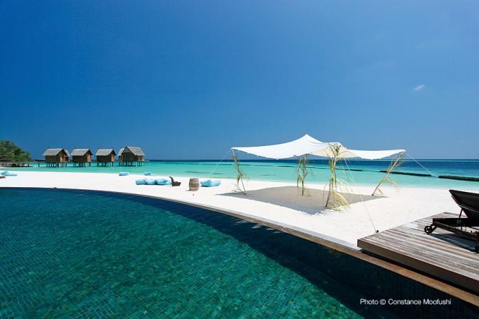 Constance Moofushi TOP 10 Meilleurs Hôtels des Maldives 2014