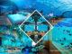 Les constructions sous-marines des Maldives