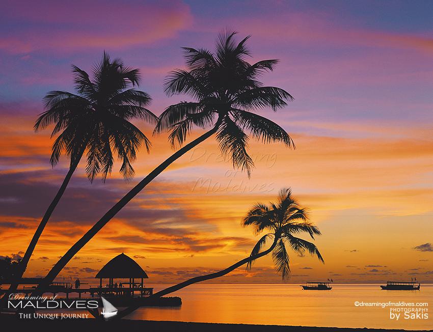 Galerie de photos de Couchers de Soleil aux Maldives