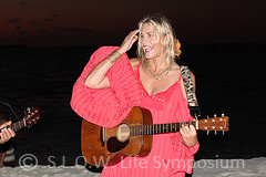 Daryl Hannah Soneva Fushi Slow Life  2011