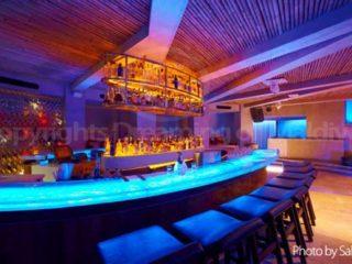 Discothèque le 15below a W Retreat and Spa Maldives