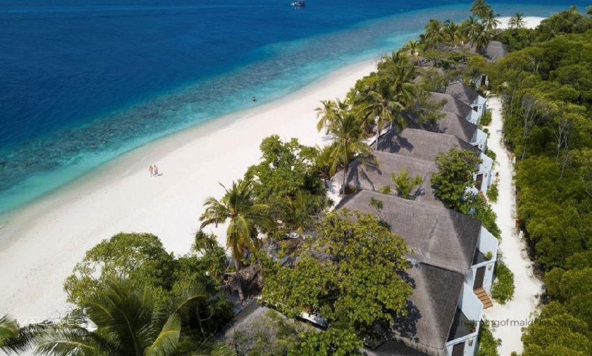 Ouverture Nouvel Hôtel aux Maldives en 2018. Dreamland Maldives