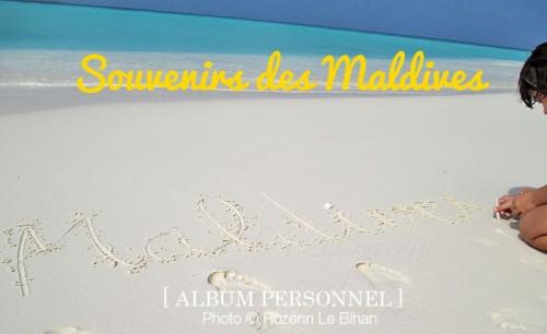 Prendre le temps avec ses enfants :-) C'est l'effet magique des Maldives ! | Photo by La Maman
