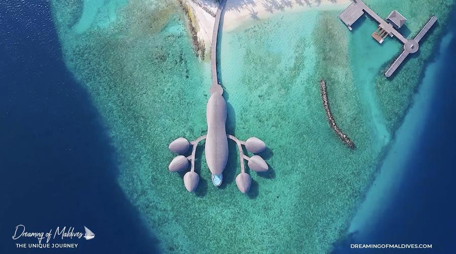 10 lieux extraordinaires Maldives Spa Iridium à St Regis Vommuli