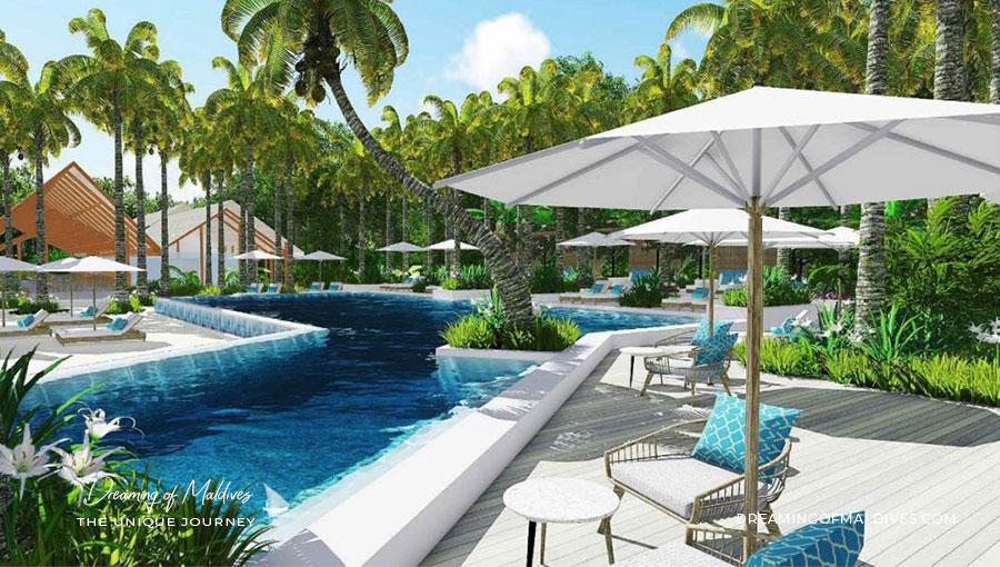 Ouverture Hotel Faarufushi Maldives nouvel hôtel 2019