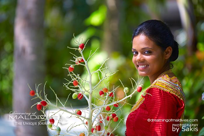 Dédié aux Femmes Des Maldives